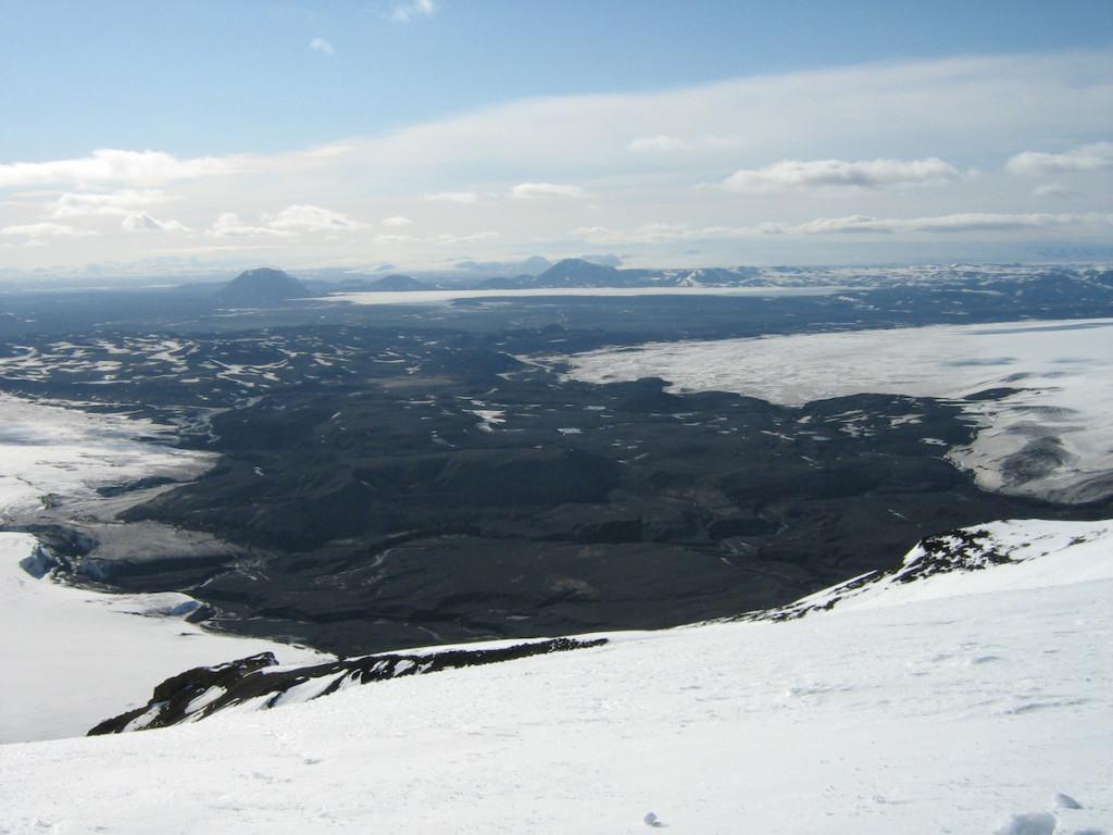 Iceland's Bárðarbunga volcano in 2009. (Ásdís Jónsdóttir)