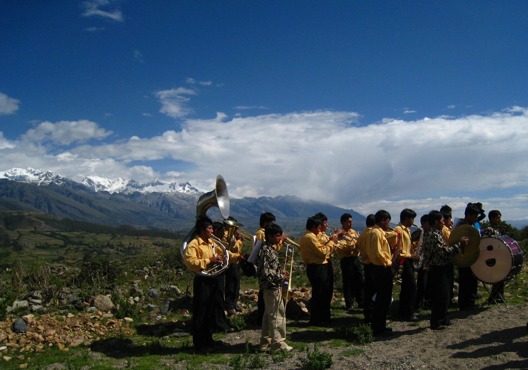 Ancash Peru