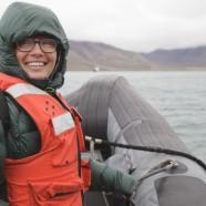 Emma Thompson's latest role: climate change activist