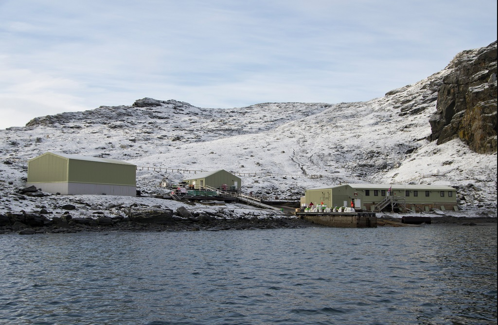 Signy Research Station (source: Povl Abrahamsen)