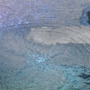 Craters have appeared on two glaciers in Iceland