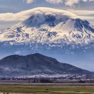 As Glaciers Melt, Mt. Shasta Could See More Mudslides