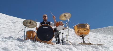 Requiem for A Glacier Performer