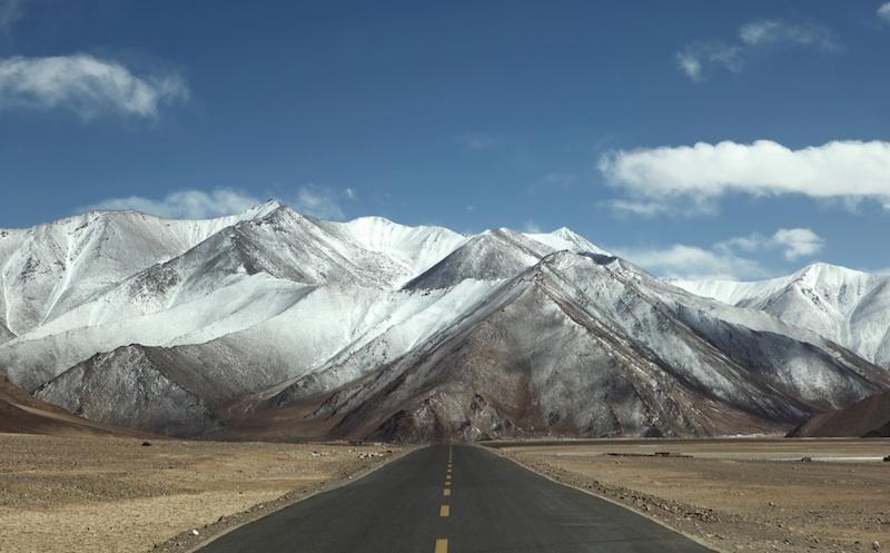 西藏阿里日图新藏公路_Tibet copy