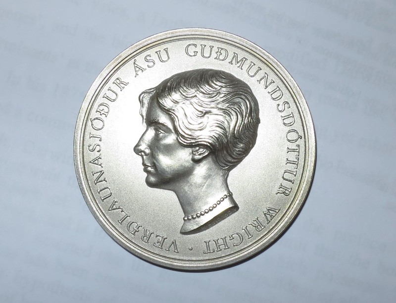 Asa Wright Medal