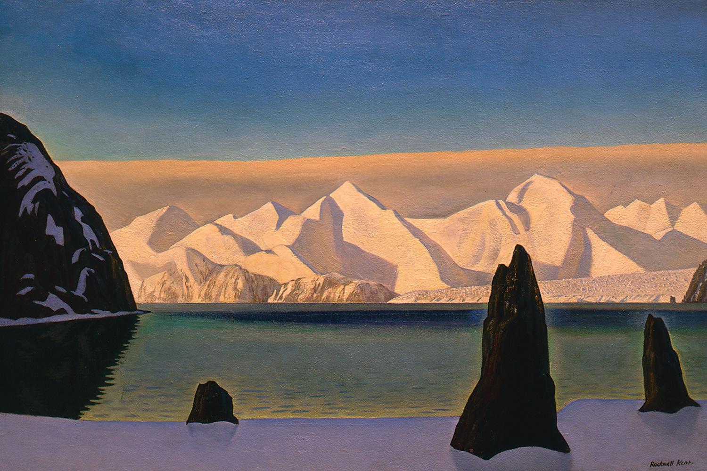 Resurrection Bay, Alaska, c. 1939