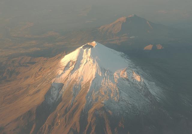 Pico de Orizaba Volcano
