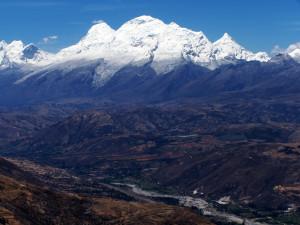 Cordillera Blanca, © Diego Giannoni