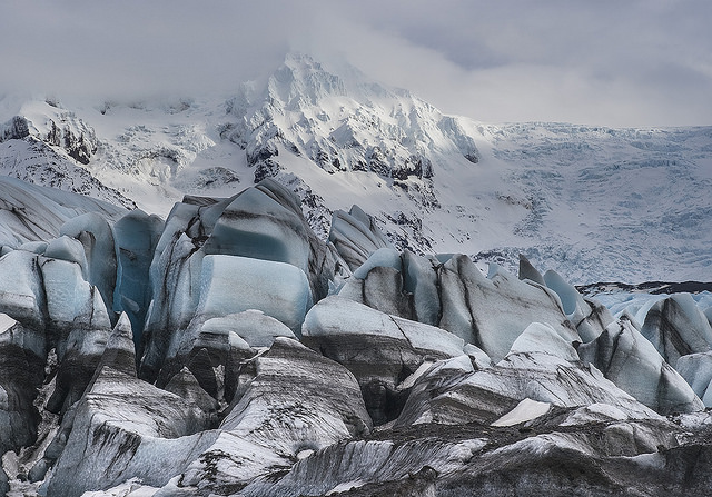 Vatnajökull Ice Cap, Iceland (Photo: Flickr)