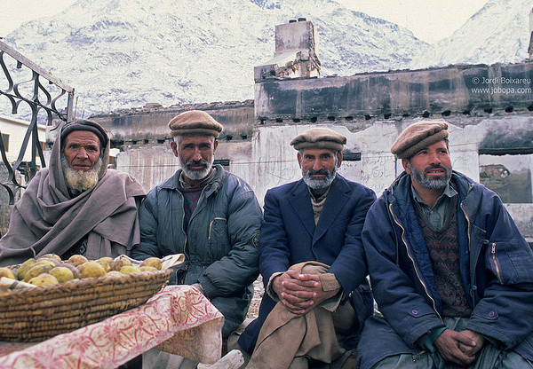 Hunza People (Source: Jordi Boixareu/Flickr)