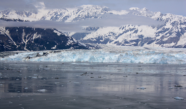 Hubbard Glacier Source: Robert Raines/Flickr)