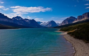 Many Glacier in GNP (Source: Esther Lee/Flickr).