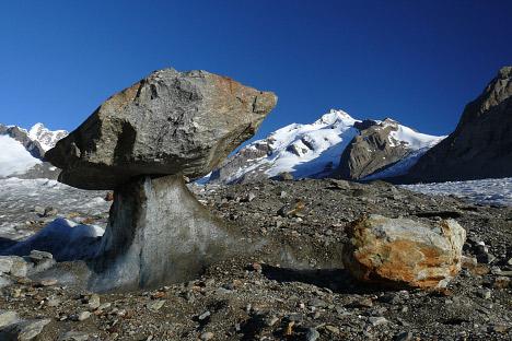 Glacier Table