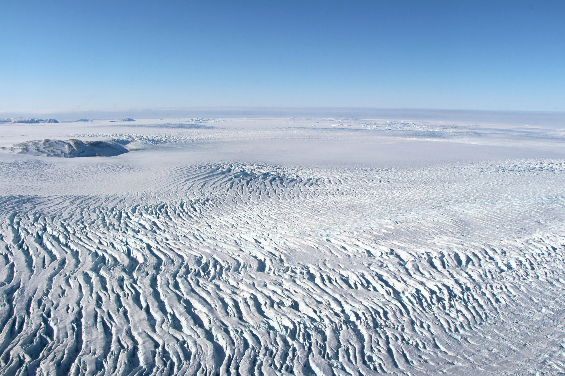 Coast of Melville Bay, Greenland