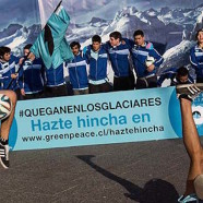 A Soccer Team's Fight to Protect Chile's Glaciers