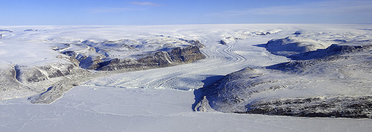 Thule Glacier, Greenland