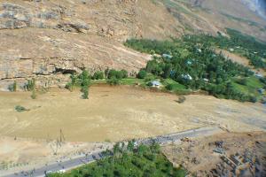 Central Asia Glacial Floods