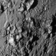 Glaciers on other planets?