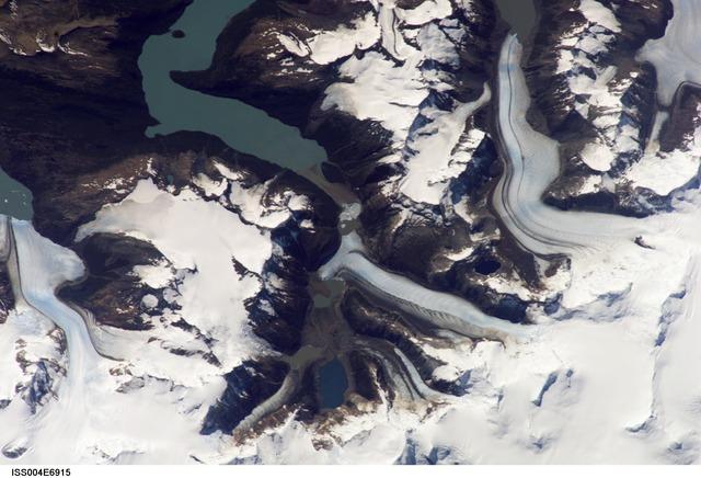 Mayo Glacier