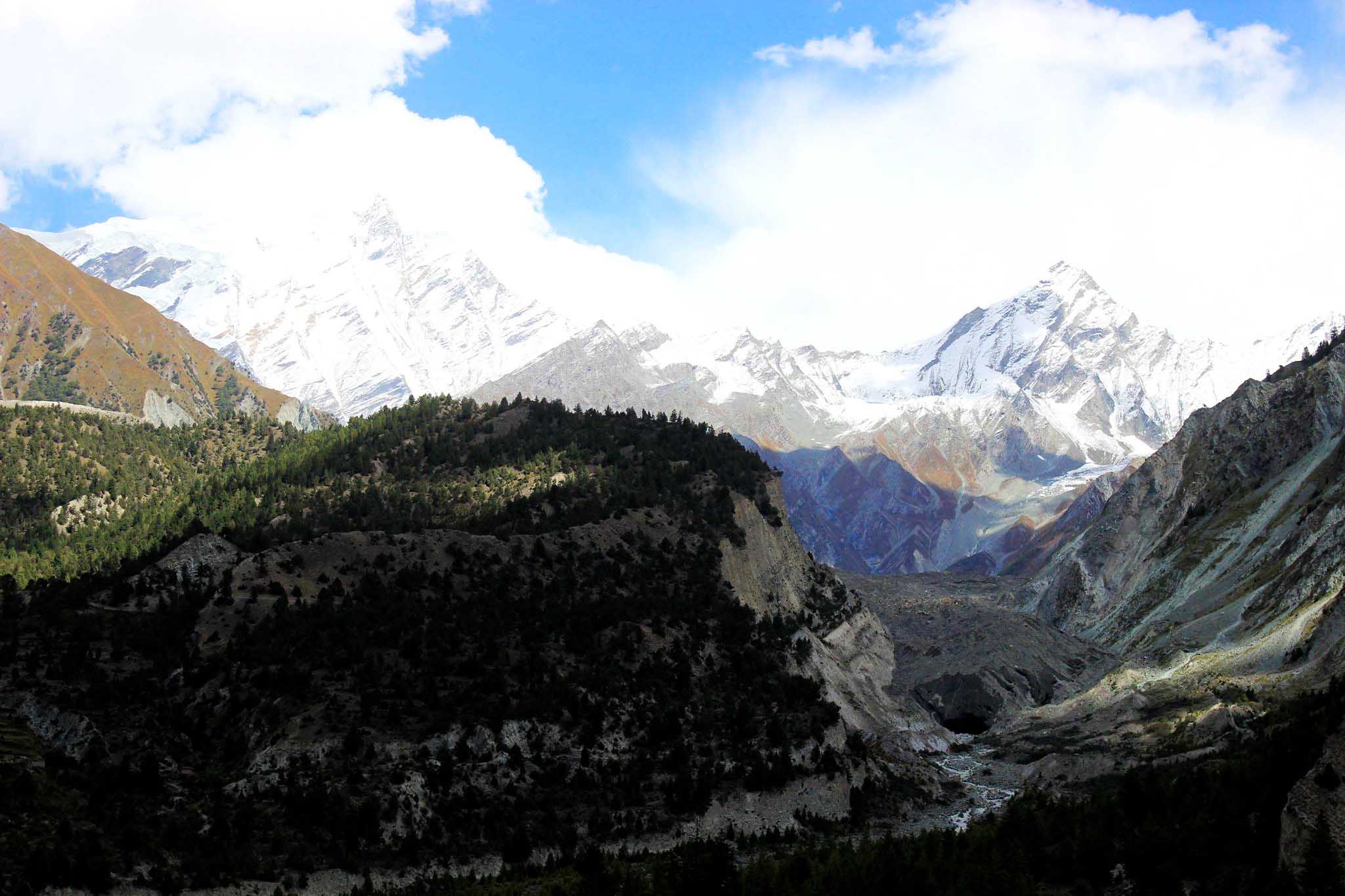 Bagrote valley, Gilgit-Baltistan