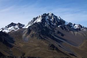 Incachiriasca glacier