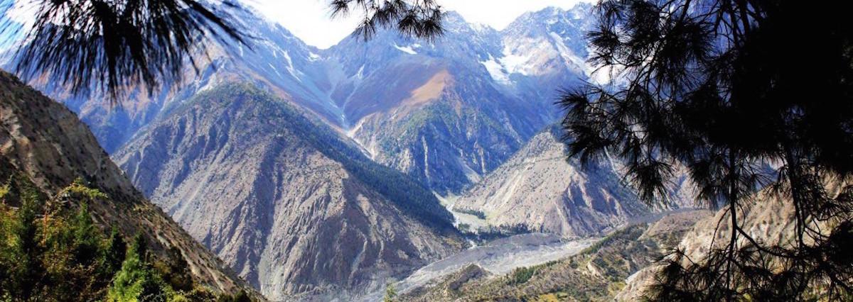 Bagrote Valley