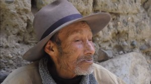 Peasant farmer, Recuay, Peru (source: MBR)