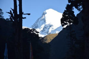 Mount Jomolhari (source: Karma Tenzin)