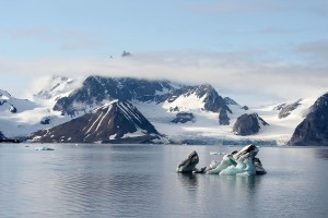 Burgerbukta Glacier, Svalbard. Courtesy of Wikipedia.