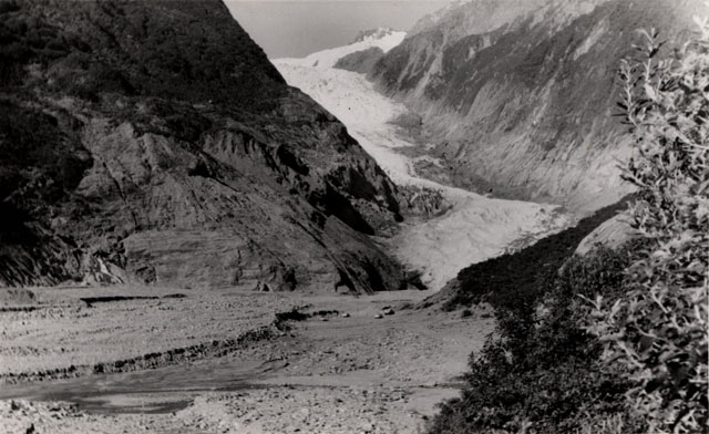 Franz Josef Glacier, May 1960