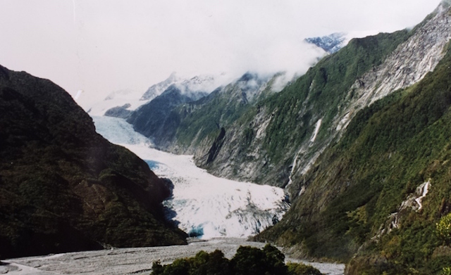 Franz Josef Glacier, 1999