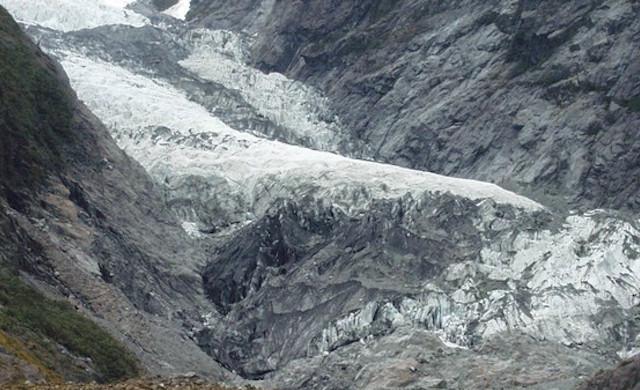 Franz Josef Glacier, Aug 2004