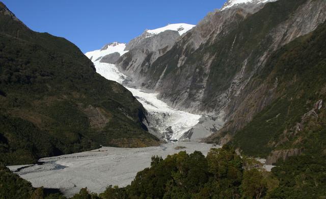 Franz Josef Glacier, Jun 2010