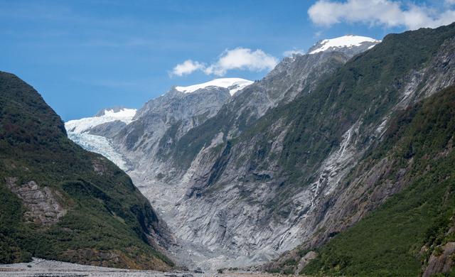 Franz Joseph Glacier, Jan 2015