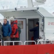 John Kerry Sees 'Center of Climate Change' On Norwegian Glacier Visit