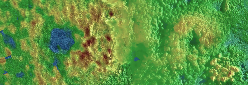 New Findings Suggest Cryovolcanoes on Pluto