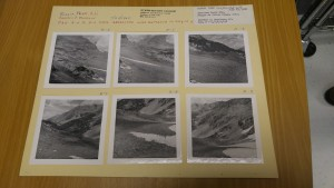 Panoramic Photos of Blanca Peak, 1960 (source: NSIDC)