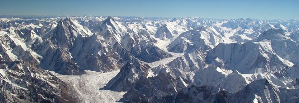 Glacier Melt Threatens Medicinal Plants in Pakistan