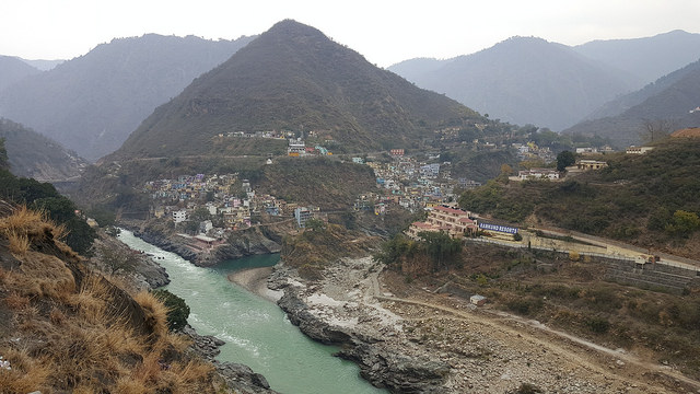 Ramukund lies at confluence of two Himlayan rivers that form the Ganges. Source: Arun Katiyar/Fickr.