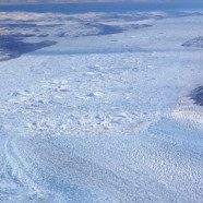 Crevasses Offer Clues About Glacial Dynamics