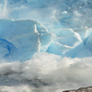 Watch This Dramatic Glacial Ice Collapse
