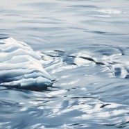 Zaria Forman's Quest to Capture Ice as Art Before It's Gone