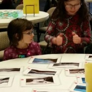 At Family Game Night, Glacier Retreat is in the Cards