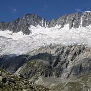Rocks and Rain Fix Nitrogen in Post-Glacial Sites