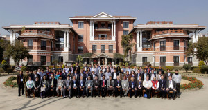 Participants in Indus Basin Conference, Kathmandu 2016 (source: ICIMOD)