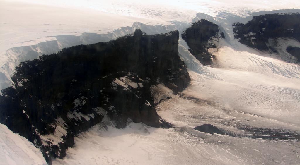 Sjogren Glacier