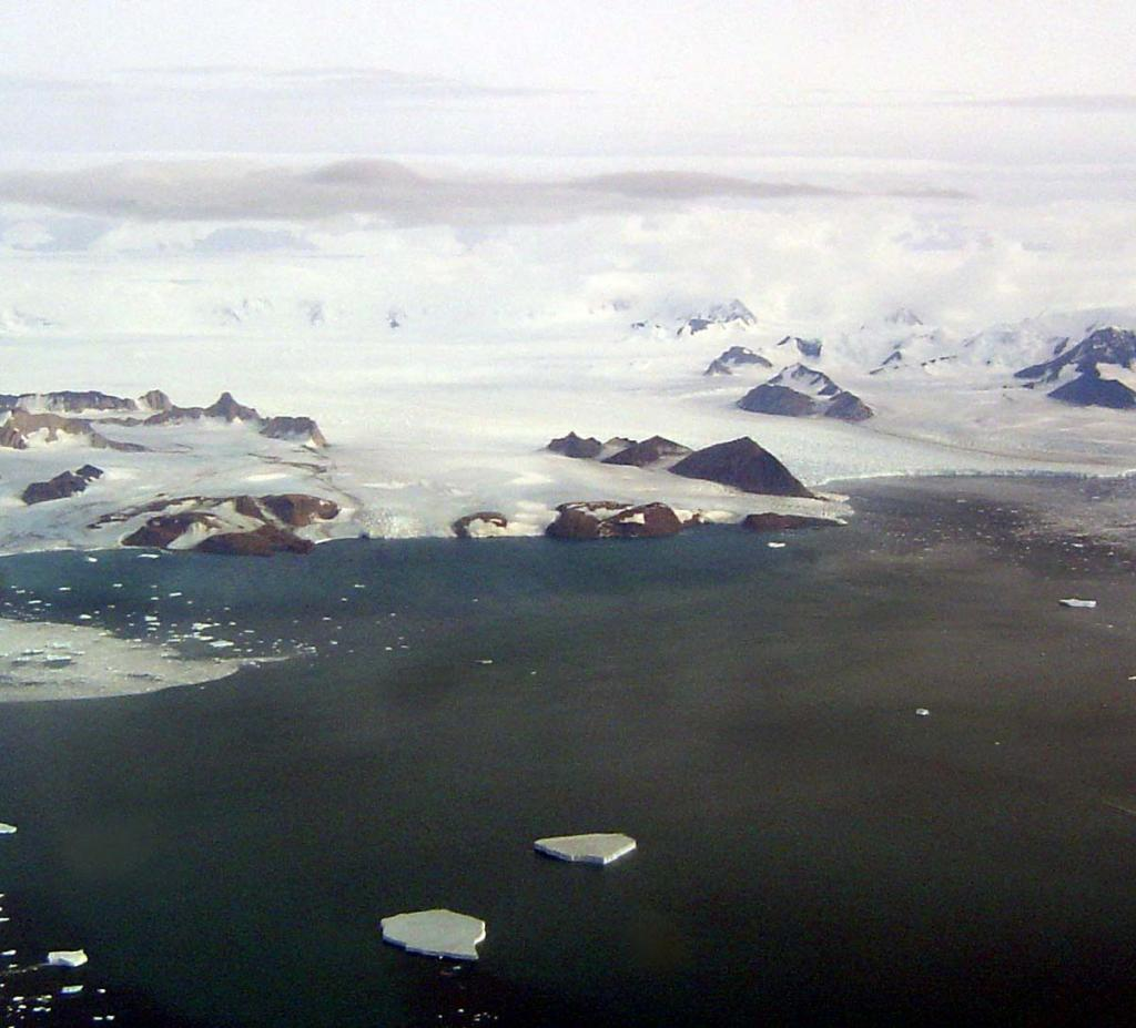 Drygalski Glacier