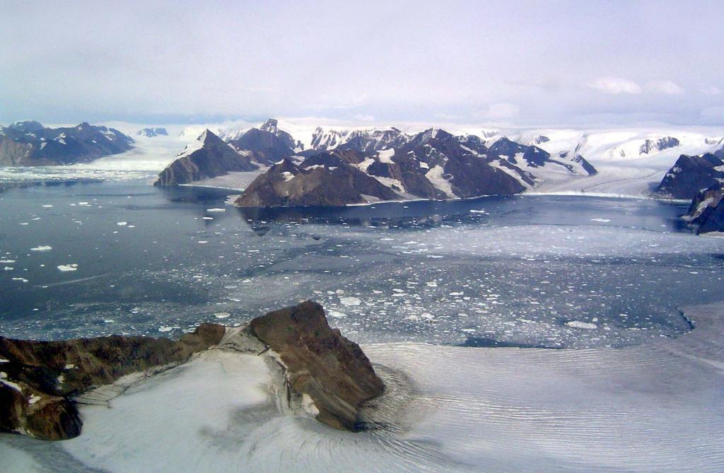 Jorum Glacier