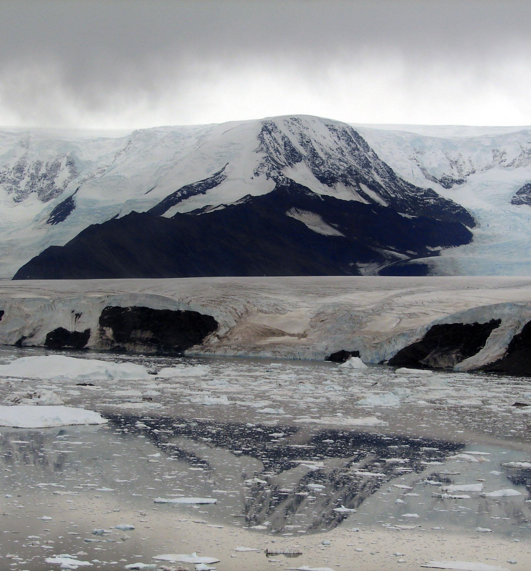 Pyke Glacier