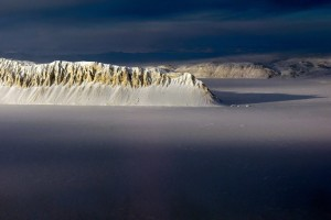 NASA image of Eureka Sound on Ellesmere Island. (Source: Stuart Rankin/Flickr)